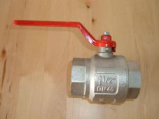 "Ball Valve 1 1/2""  High specification PN30"